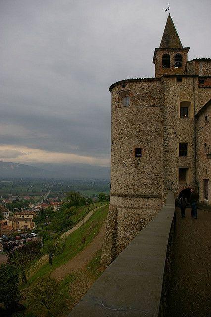 Anghiari , province of Arezzo , Tuscany Italy