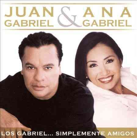 Juan Gabriel and Ana Gabriel are without a doubt two of the most importnt singer/songwriters of our time. Featured here on LOS GABRIEL: SIMLEMENTE AMIGOS, are classic songs performed by Ana Gabriel an