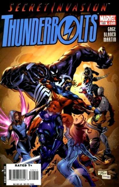 Thunderbolts Vol. 2 # 122 by Billy Tan