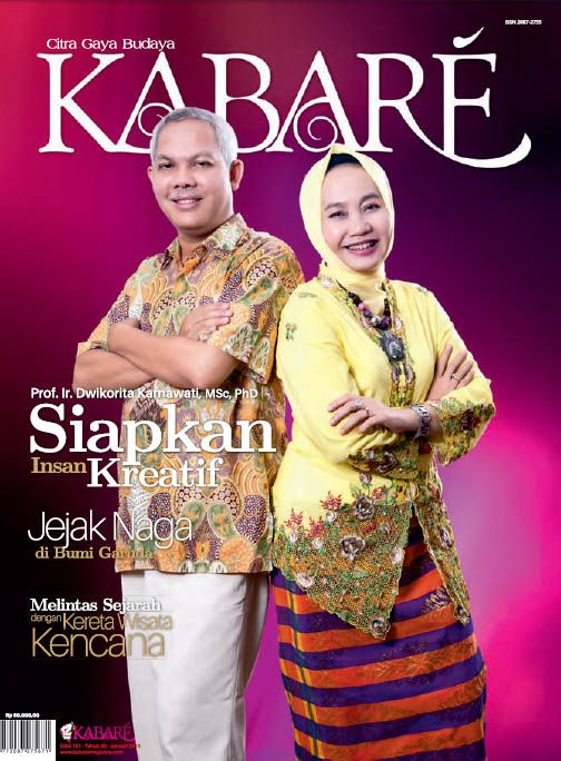 Kabare Magazine edisi Februari 2015