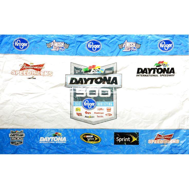 Jeff Gordon Fanatics Authentic 2015 Daytona 500 Qualifying 11'' x 7'' Banner - $239.99