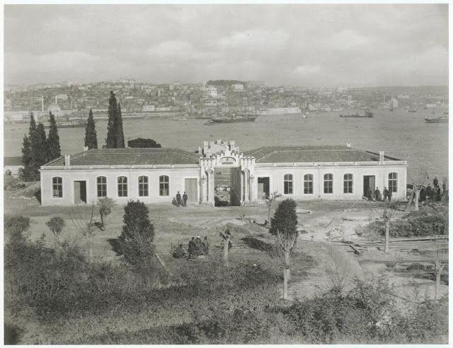Topkapı Sarayı'nın Sarayburnu Karakolu