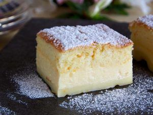 vanilla magical cake with Thermomix The magical vanilla cake was of French origin, and comes more precisely from the southwest, particularly from Charentes we show … leer