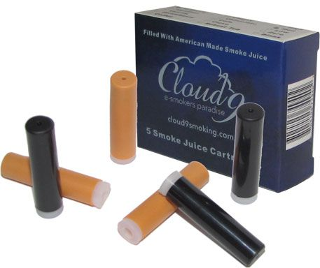 Pack of 5 Blank Cartridges. Price: $2.95