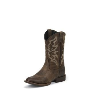Heel:T Height:11 Insole:J-FLEX FLEXIBLE COMFORT SYSTEM® WITH REMOVABLE ORTHOTIC INSERT Toe:J96 Top Leather:DISTRESSED BROWN Color:BROWNS Pull on/Laced:  PULL ON