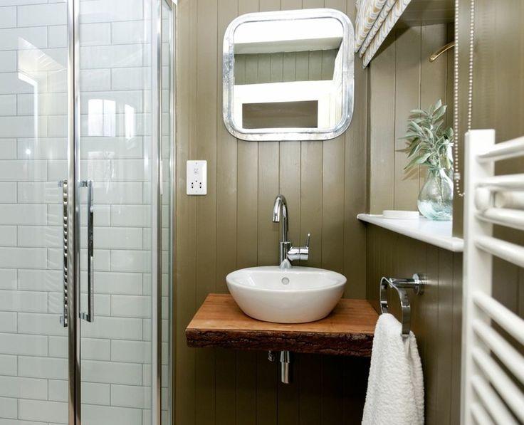 Farmhouse Bathroom by Emma Clanfield Design Ltd