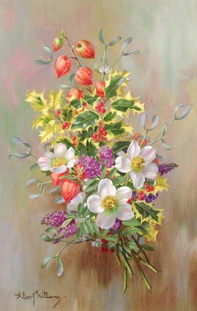 Cuadros modernos pinturas bodegones de flores pintados - Cuadros florales modernos ...