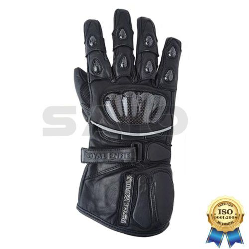 100% Genuine Authentic Royal Enfield Clothing Gloves Pair - Size M XL 2XL