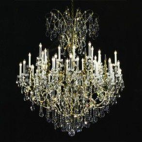 Beby Crystal 3317/48 Chandelier