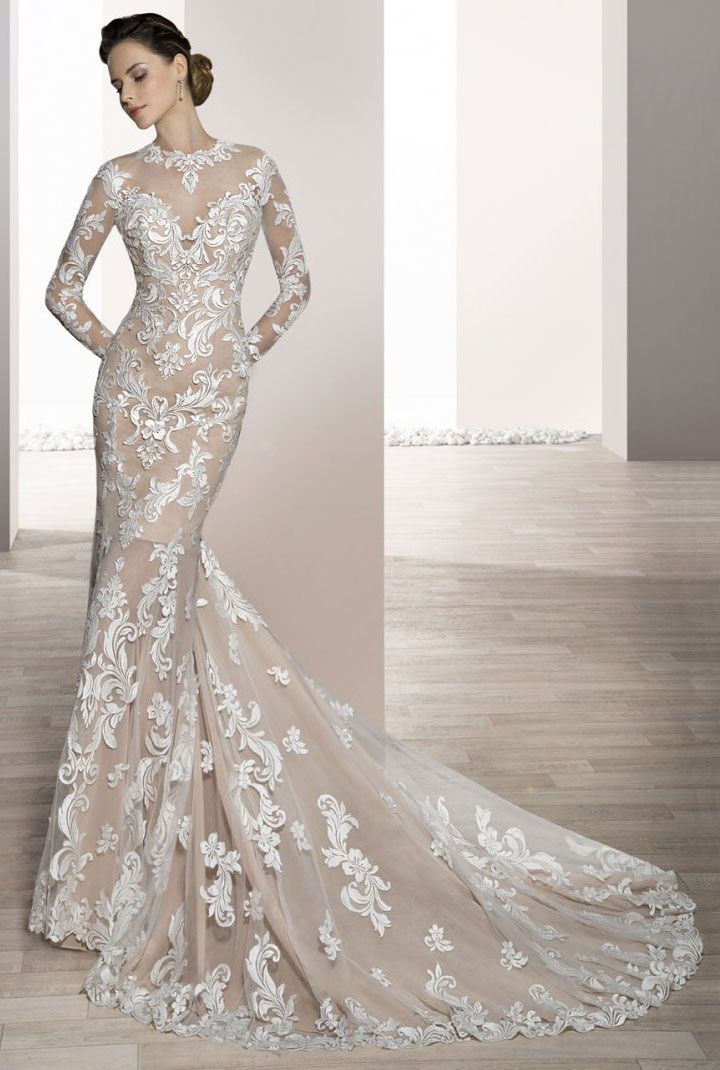 Demetrios Wedding Dresses 2017 - a great, diverse collection of all types of silhouettes, but with one major theme that unites them – sophistication.