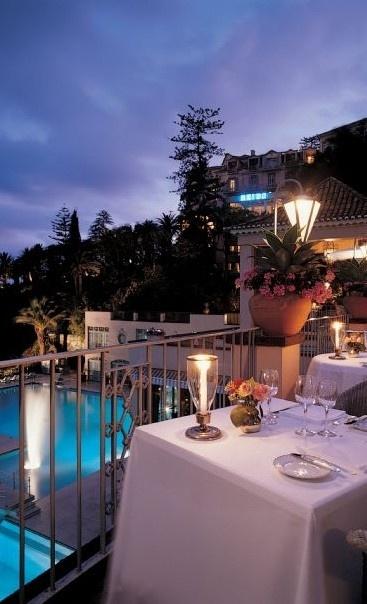 Hotel Reid's Palace, Madeira, Portugal