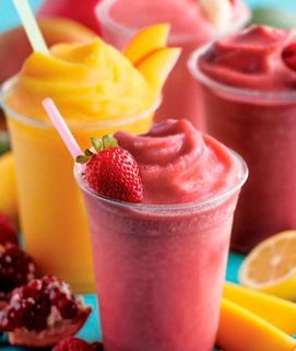 WORLD'S FAIR FREEZE . PRINT SHARE EMAIL SAVE RECIPE INGREDIENTS: 1 OZ. TORANI PEACH PURÉE BLEND 1 OZ. TORANI RASPBERRY PURÉE BLEND 4 OZ. LEMONADE 2 CUPS ICE INSTRUCTIONS:COMBINE LEMONADE, ICE AND TORANI IN A BLENDER PITCHER AND BLEND UNTIL SMOOTH.