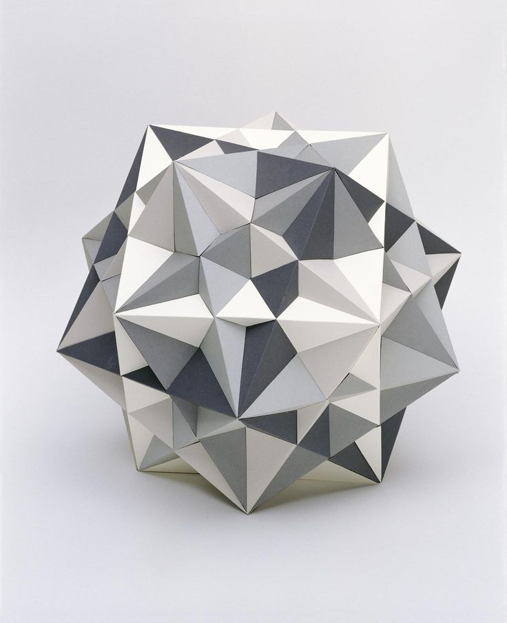 3 D fivefold symmetry • Artwork • Studio Olafur Eliasson