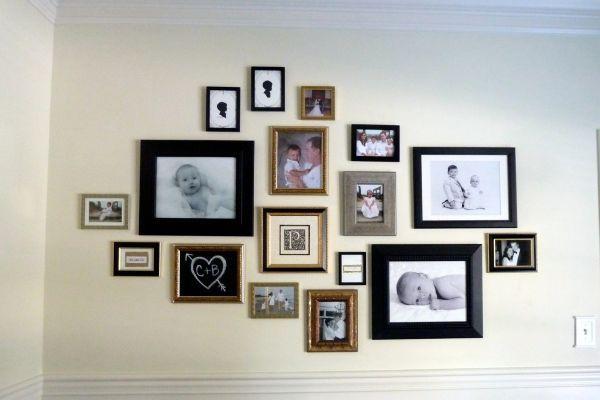Anda ingin membuat Galeri Foto di Dinding Rumah 2