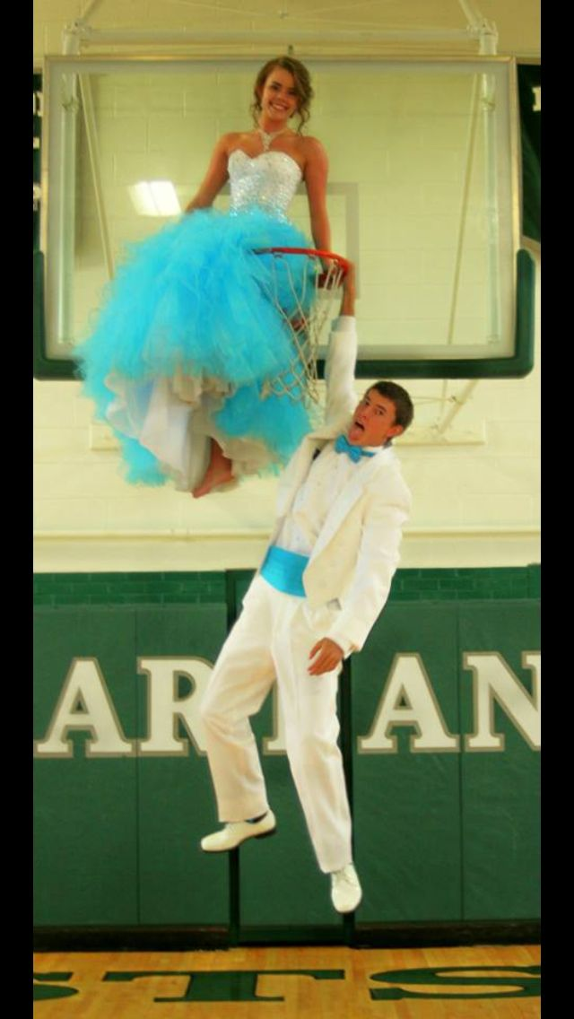 Love! Photography prom basketball couples cute