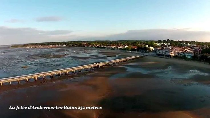 Drone Seen By the Sky  D'Arcachon Andernos Les Bains