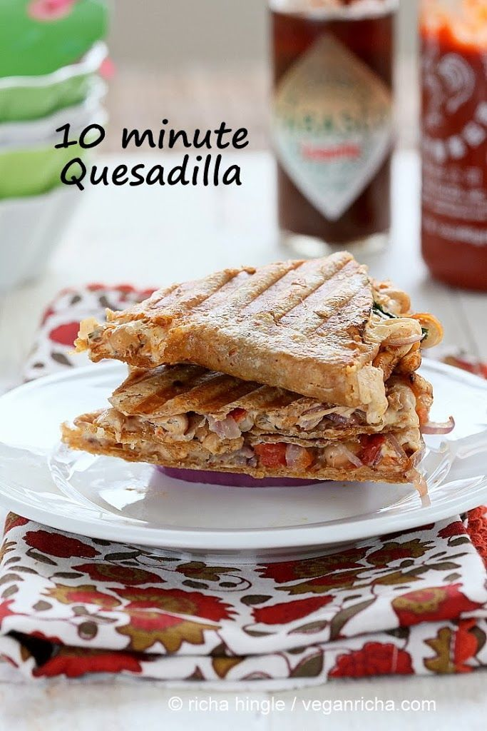 ideas about Vegan Quesadilla Vegans, Gluten