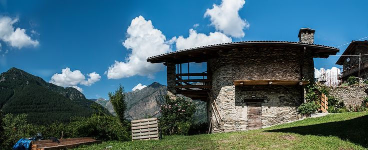 Marmora - Ristrutturazione Baita - Piemonte
