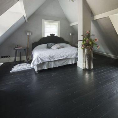 25 beste idee n over zwarte houten vloeren op pinterest donkere houten vloeren zwarte - Hardhouten vloeren vloerverwarming ...