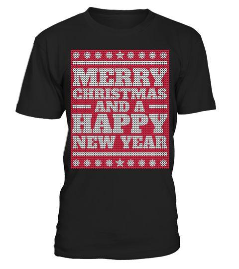 # Merry Christmas And A Happy New Year .  Merry Christmas And A Happy New Year Ugly Christmas Sweater im Strickmuster. Perfekt für alle die auf Weihnachten, Silvester und Humor stehen. Hol dir deins jetzt!Silvester, Weihnachtsgeschenk, lustig, humorvoll, witzig, Glühwein, Humor, sylvester, ugly, advent, Geschenk, Weihnachtsmarkt, new, year, Stricken, merry, christmas, Wünsche, Weihnachtsmann, Geschenkidee, Weihnachten, Ironie, Witziger, Mann, Christmas, ugly, christmas, sweater, niedlich…