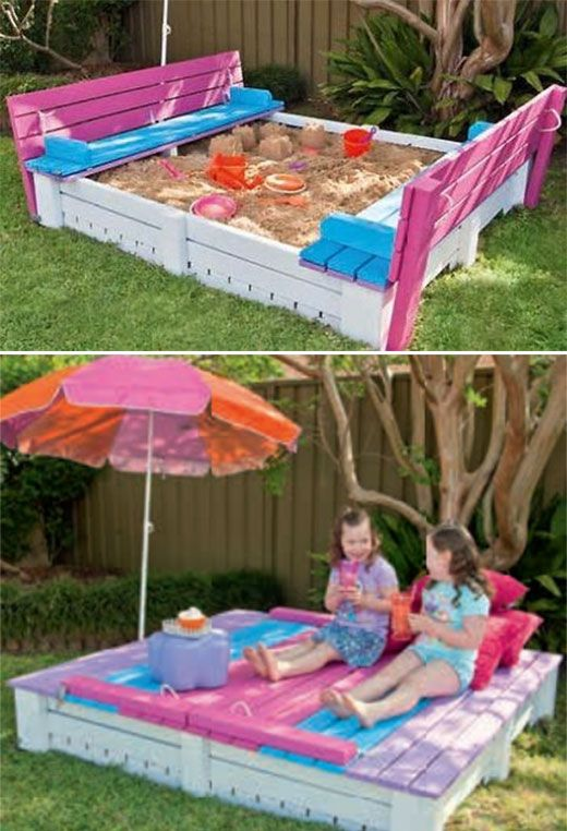 For those who have children and a huge backyard, this project is perfect, you and we know the children will definitely enjoy it ! It is a self contained sandpit with a lid that doubles as seats when opened. Continue reading
