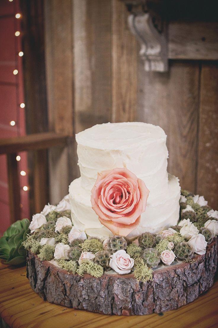 Uncategorized/outdoor vintage glam wedding rustic wedding chic - Blush Rustic Vintage Wedding