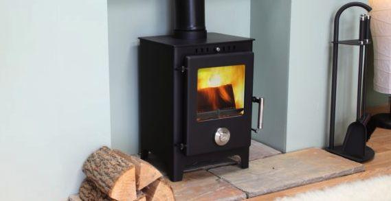 Mendip 5 Freestanding Stove | http://www.woodburners.co.uk/_-Mendip-5-Freestanding-Stove-_/product/?pid=76226