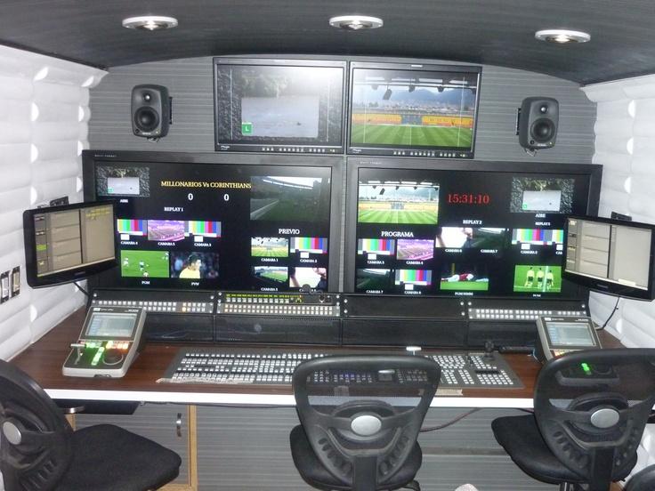 Unidad Móvil HD 1 / HD OB Truck 1