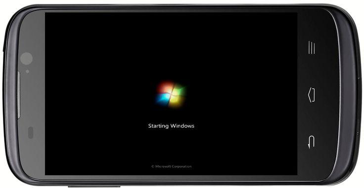Cum sa rulati Windows 7 pe orice telefon sau tableta cu android ????