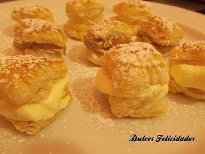 Dulces felicidades: ¿Se puede congelar la crema pastelera?