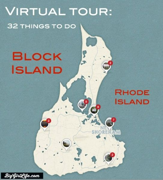 Things to do, taste, see, and experience on your trip to Block Island, Rhode Island. | Big Girl Life Blog