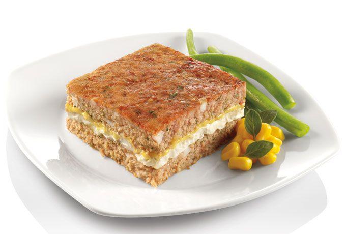 Un delicioso pastel de carne, otra forma de preparar carne molida.