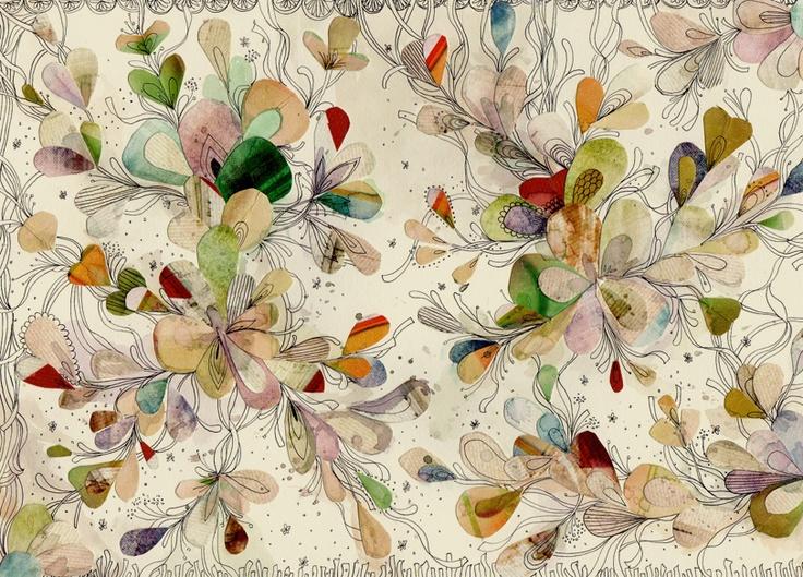 : Artworks, Artwork Patterns, Color, Book, Design
