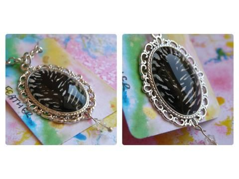 Gorgeous Necklace: 'Feather'