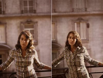 """Irina Werning. amazing photo project/concept titled """"Back to the Future""""."""