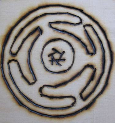 What is a the Hecate's Wheel symbol and what does it mean? Click on the pin to find out :)