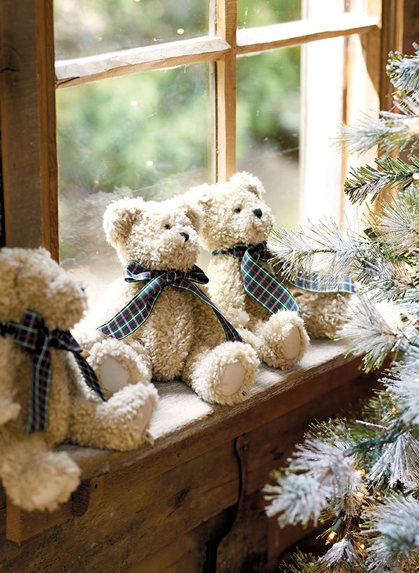 teddy bear decor