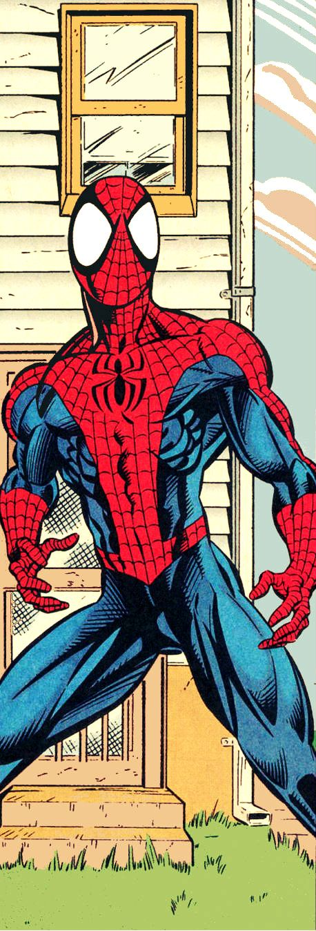 Spider-Man by Mark Bagley