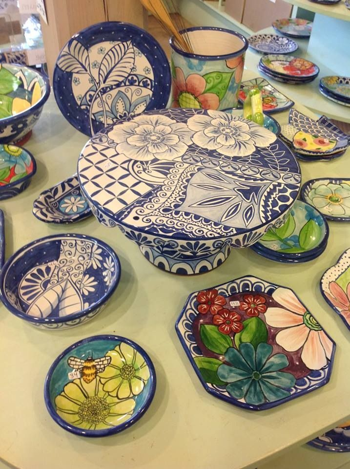Damariscotta pottery