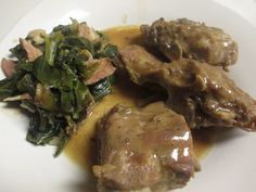 Here is another hearty meal for you all to enjoy! I recently updated my Neck Bones and Gravy recipe, and I want to share it with you all. I find this recipe to not only be quicker, but a lot easier…