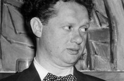 "Well I had to choose this image of Dylan Thomas, because the other available images were ""too small"". Given it is him, I don't think Diane DiPrima will mind."