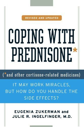 adverse effects of prednisone in nephrotic syndrome
