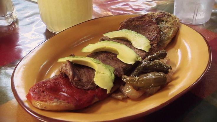 Huarache Azteca, Ciudad De México http://ht.ly/iQh4301T81c