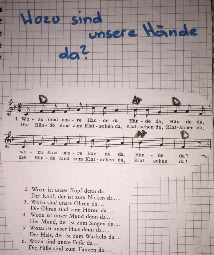 Wozu sind unsere Hände da? #kindergarten #krippe #kinderlied #singen #kita