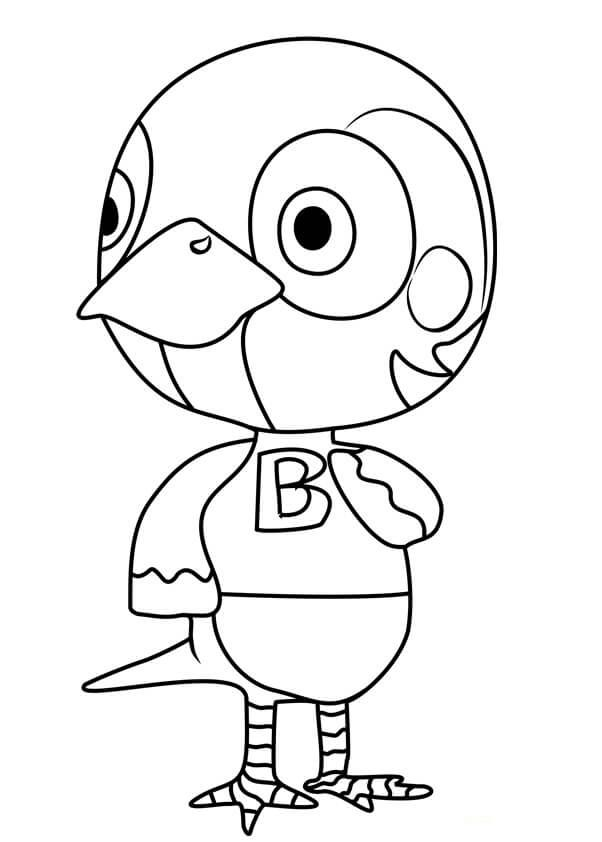 Animal Crossing Coloring Pages Best Coloring Pages For Kids Animal Crossing Coloring Pages Animal Crossing Characters