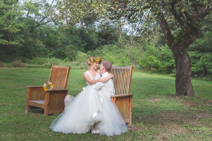 Wedding moments!