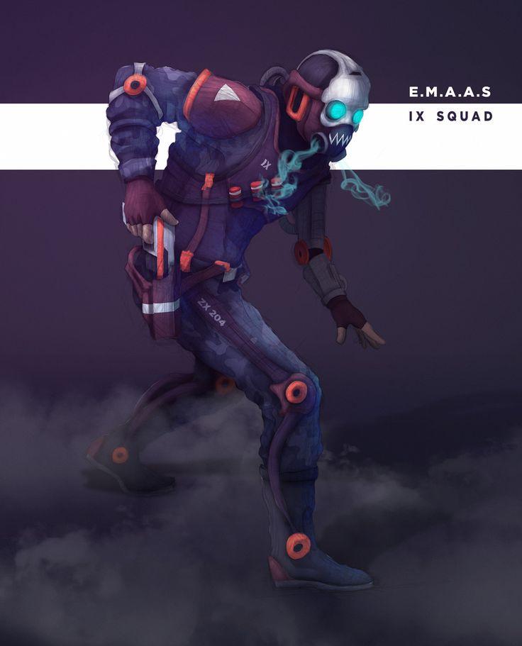 EMAAS Squad Operator