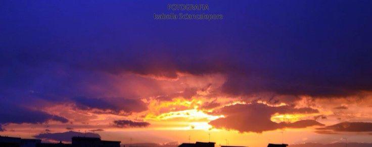 Credo non ci sia cosa migliore che restare ore ed ore a fotografare un tramonto! #photobyme