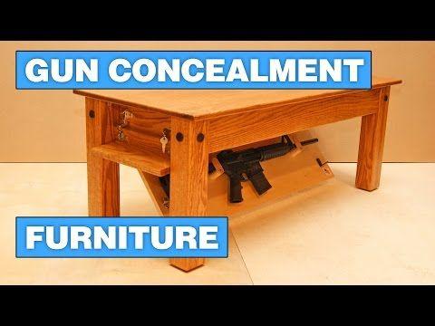 Best 20 Gun Concealment Furniture ideas on Pinterest