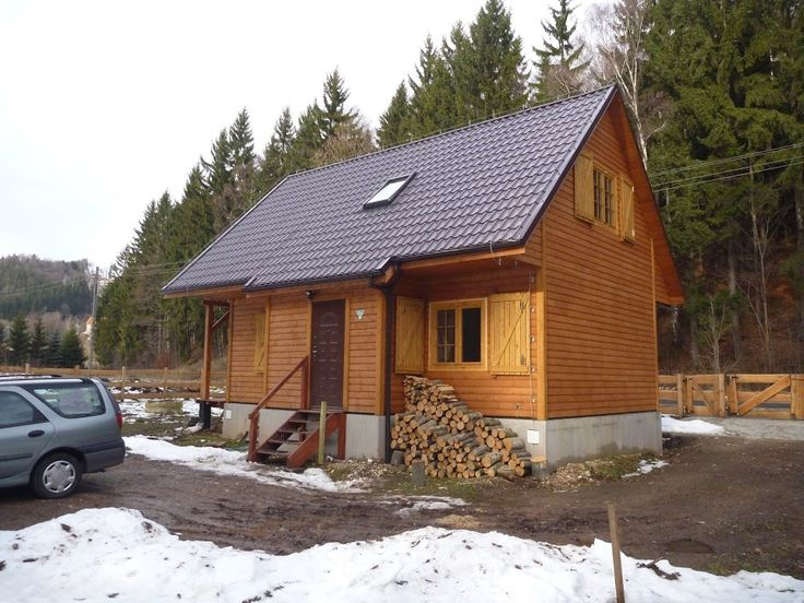Projekt domu Sosenka 4